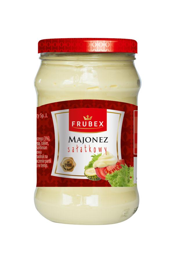 mayonnaise salat klein frubex tylko najlepsze z natury. Black Bedroom Furniture Sets. Home Design Ideas
