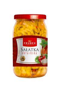 Ukrainian salad
